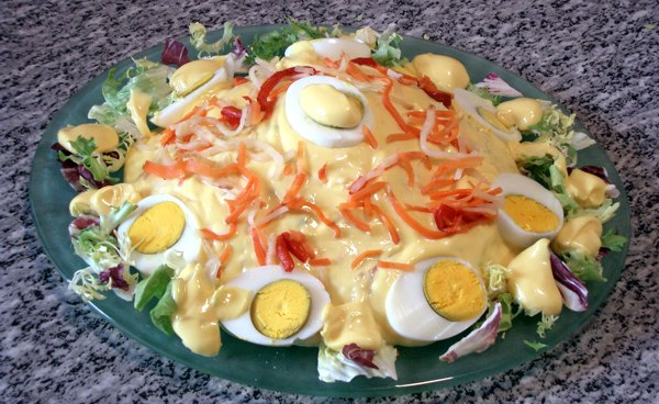 Insalata russa for Cucina russa